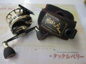 カセ筏師THEセンカンイカダX65-BG(左) 入荷
