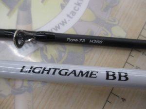 ライトゲームBB入荷!!