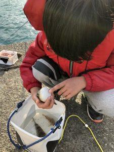 高知店★釣れる魚より連れていく家族