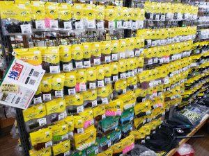 黄色の釣れるワーム大量入荷!!