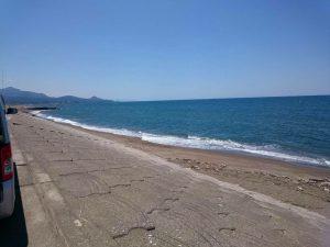 海ってうらやましいです(;一_一)