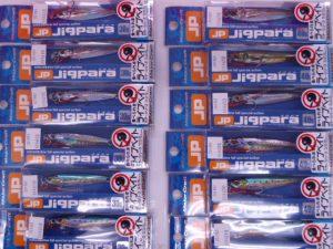ジグパラ新製品入荷しました!