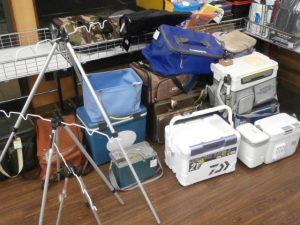 投げ釣り用品たくさん入荷しました♪