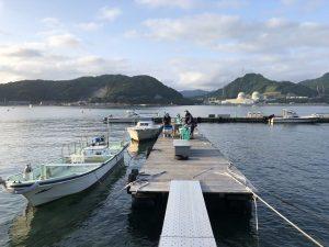 音海のレンタルボートで出船してきました♪