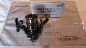 19 BALLISTIC FW LT 1000S-P 入荷!!