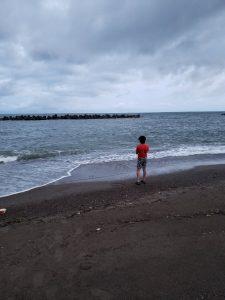 新潟の海へ!!