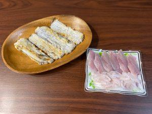 松山店★太刀魚美味しすぎない?