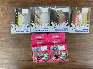 松山店★奥さまは釣り人