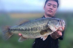 ☆スタッフ小松の八郎潟釣行☆