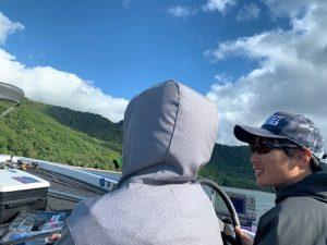 ☆初桧原湖スモールDAY1+α☆