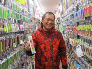 穴水アルベルトの米田船長にご来店頂きました!