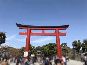 神頼み! by 藤間すず