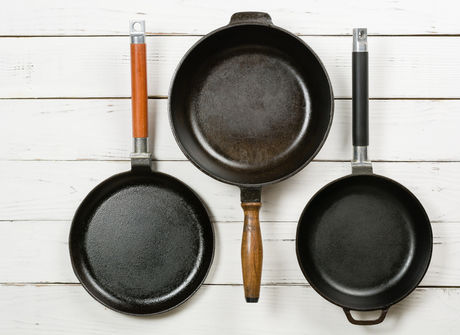 鉄製フライパン