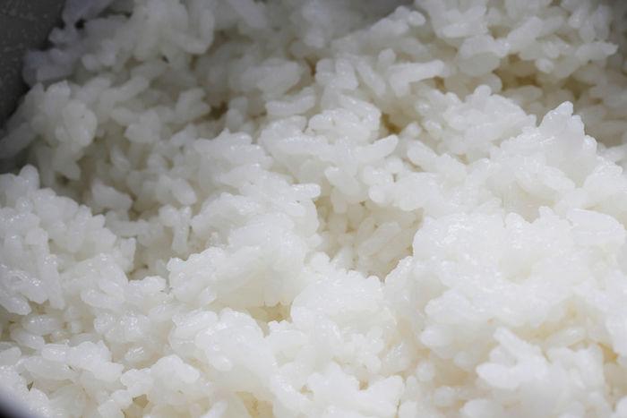 炊飯したお米