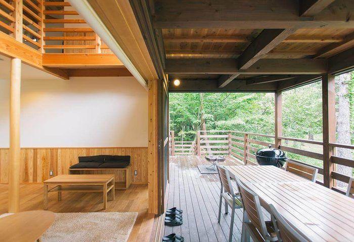 PICA富士西湖の宿泊施設の写真