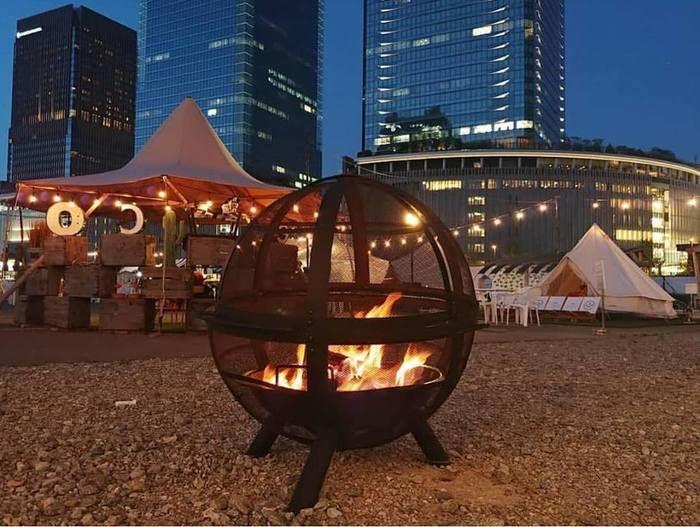 ウメキタ!!! BBQ GLAMPING PARKのグランピング施設の写真