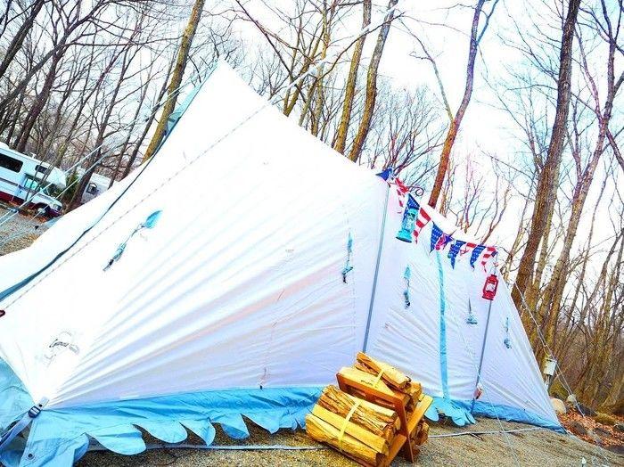 テンマクのテント
