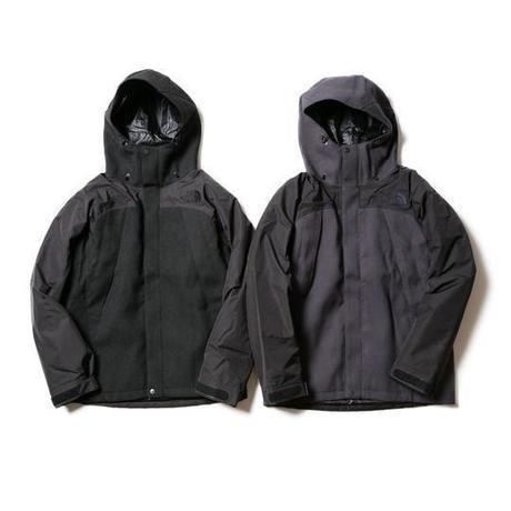 50周年記念日本限定モデルのノースフェイスのジャケット