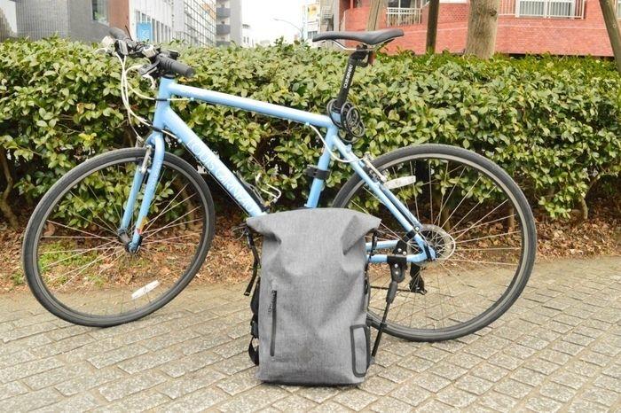 クラウドファンディングの「code10」と自転車