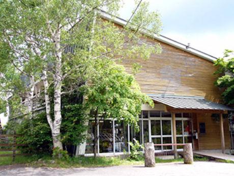無印良品キャンプ場のセンターハウス