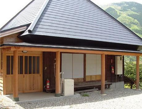 剣山周辺の宿泊施設いやしの温泉郷