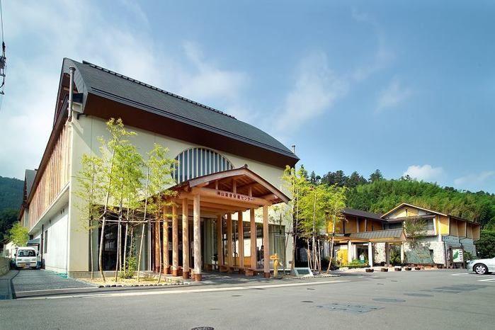 神山温泉 ホテル四季の里