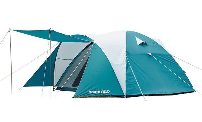 サウスフィールドのテント