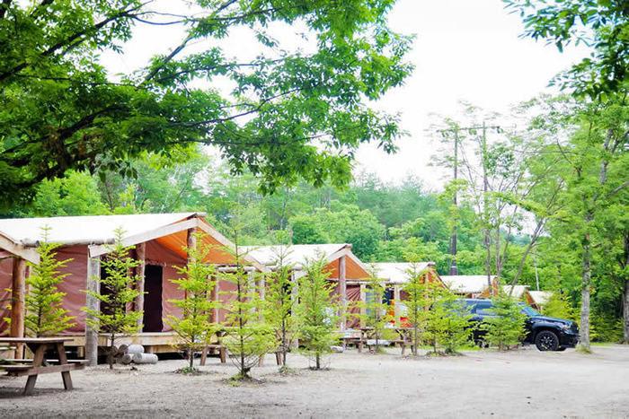 ライジンフィールド軽井沢のタタンカ・プレミアムの写真