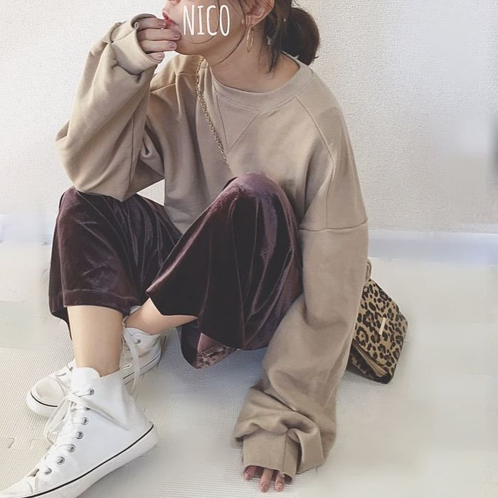 バーベキューでの服装(アーバンコーデ)