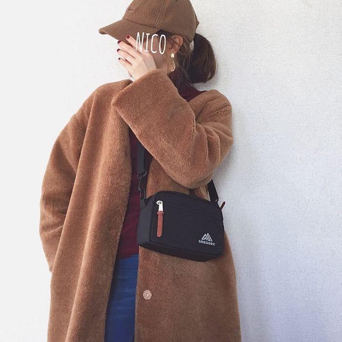 バーベキューでの服装(山コーデ)