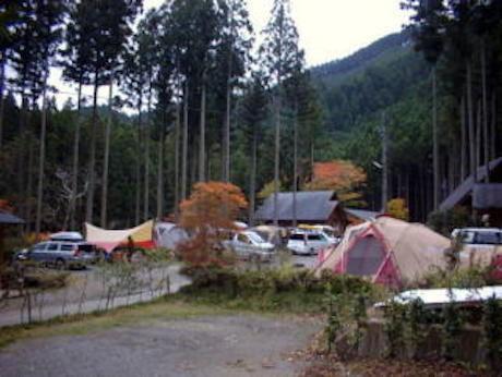 清流の里ぬくみのキャンプサイト