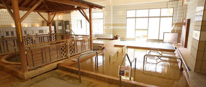 瑞牆山周辺の温泉施設