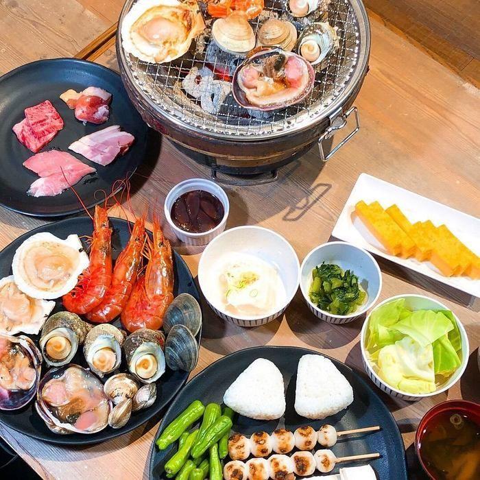 名古屋みなと漁港で楽しめる食材