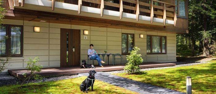 軽井沢マリオネットホテル