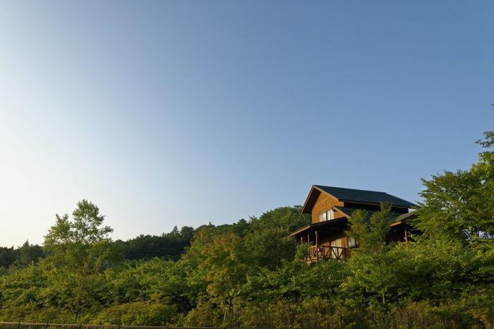 南信州うるぎ星の森オートキャンプ場のコテージの写真
