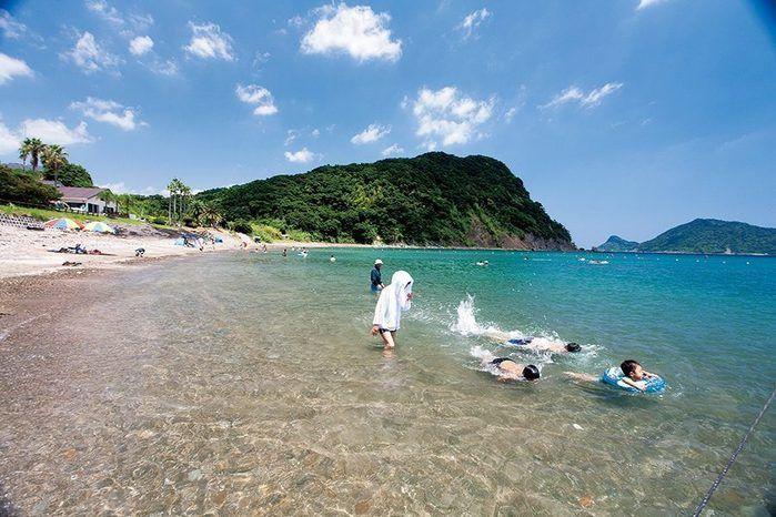 栄松ビーチの写真