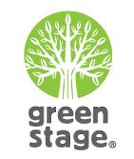 グリーンステージ ロゴ