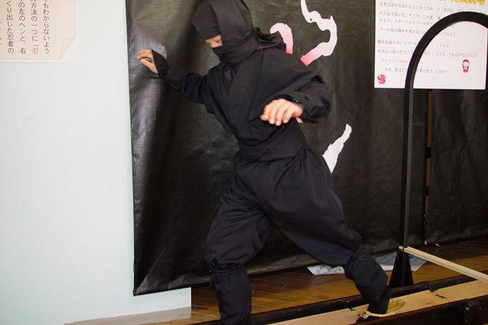 忍者の写真