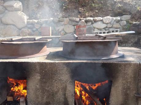 炊事場の写真