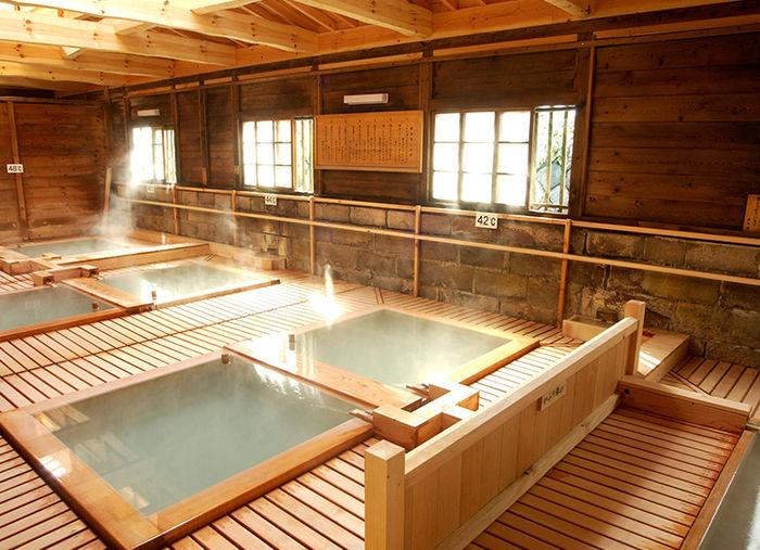 ヴィラージュ那須高原の周辺温泉施設