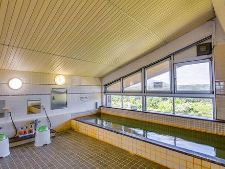 休暇村蒜山高原の入浴施設