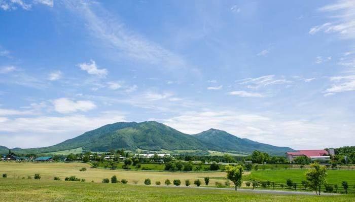 休暇村蒜山高原の風景