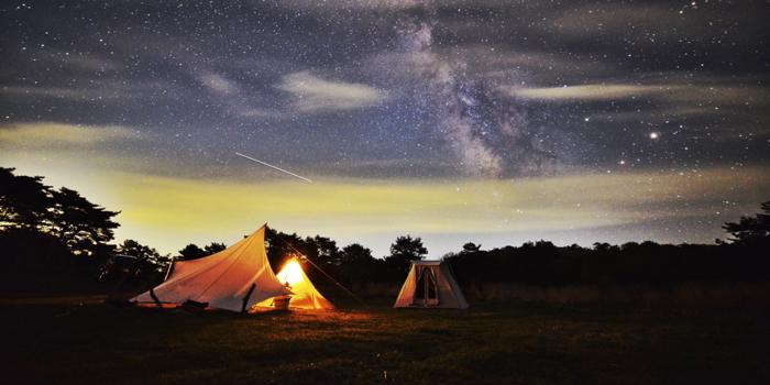 峰山高原リゾート 星降る高原キャンプ場