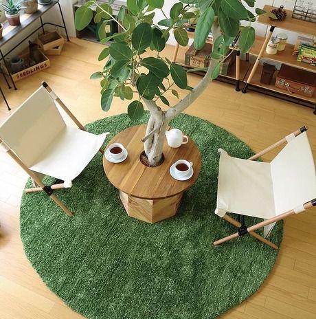 hang outのアウトドアチェア