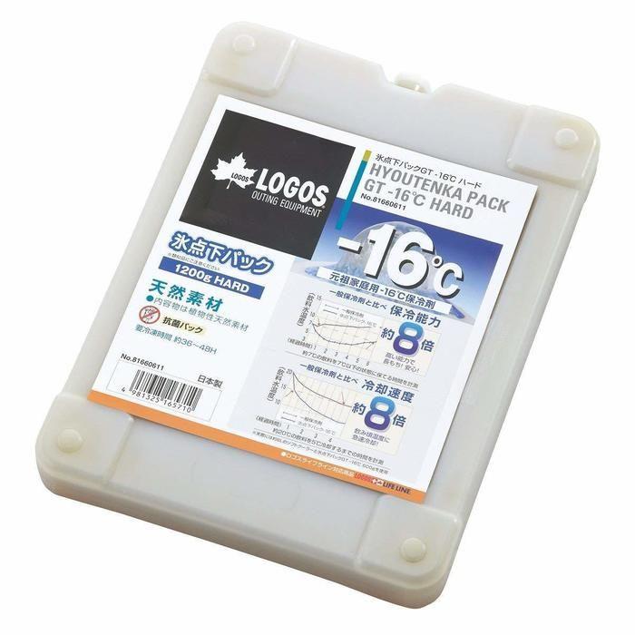 ロゴスの保冷剤の画像