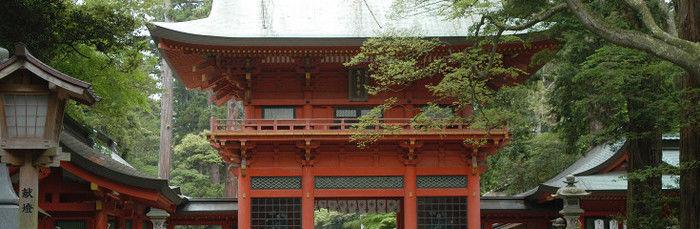 鹿島神宮の外観