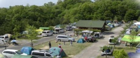 モビレージ東条湖の駐車場