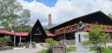 清泉寮のコテージの写真