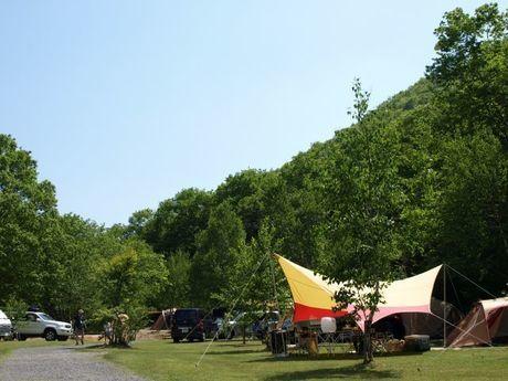 大鬼谷オートキャンプ場の基本情報