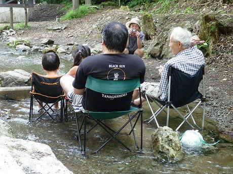 鬼怒川温泉オートキャンプ場 レンタルアイテム